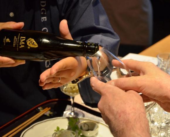 Japanese Sake Tasting Lecture