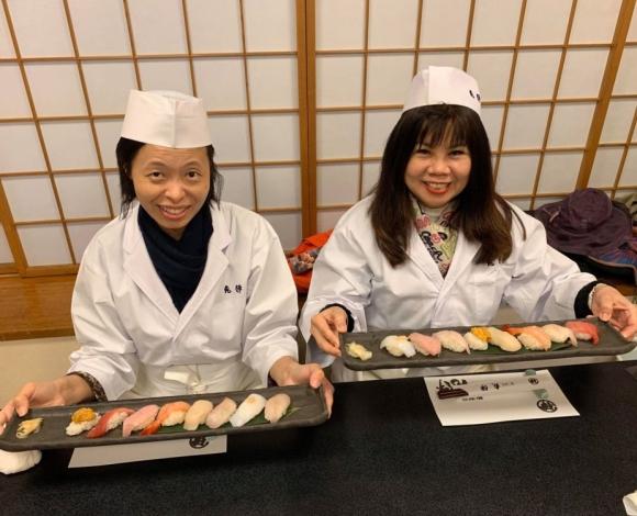Sushi Making Master-Class