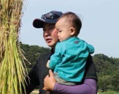 Life of a farmer : Hideyuki Tamura