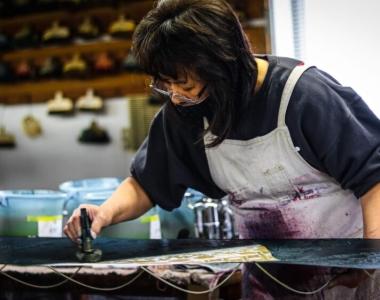 Exploring Tokamachi: Kimono