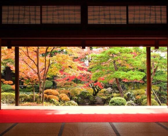 大地主與富商創造出的「日本庭園」與「傳統建築」